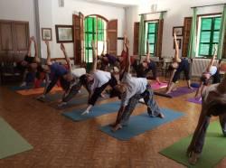 Clases Anahata yoga