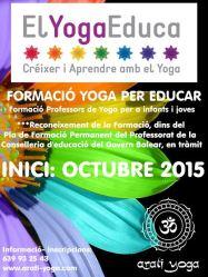 Formación Yoga Mallorca