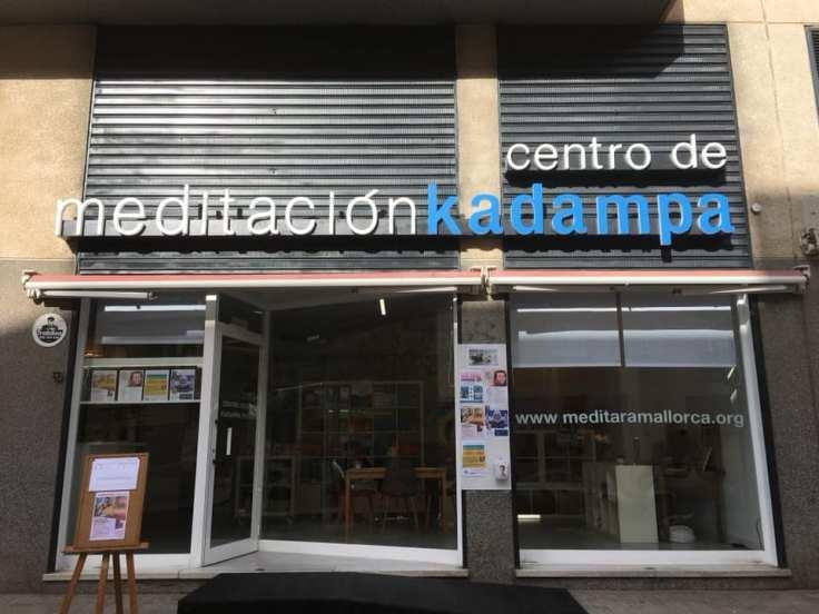 centro de meditación kadampa mallorca